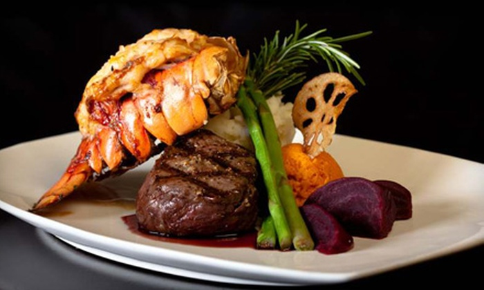 Nautical Nellies - Downtown: $20 for a Four-Course Prix-Fixe Lunch at Nautical Nellies ($40 Value)