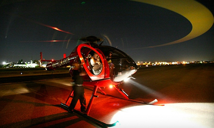 Adventure Helicopter Tours In Pacoima California  Groupon