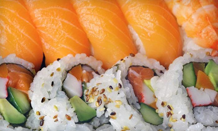 Edokko - Lenexa: $15 for $30 Worth of Sushi and Japanese Fare at Edokko in Lenexa
