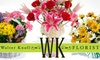 Walter Knoll Florist - St Louis: $20 for $50 Worth of Flowers from Walter Knoll Florist