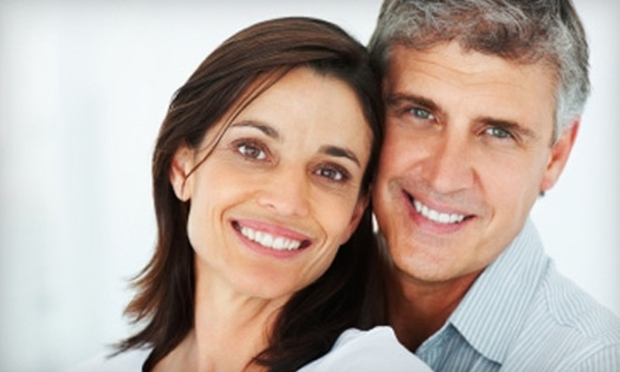 Goel Family Dentistry - Multiple Locations: $155 for a Consultation and One-Hour Teeth-Whitening Treatment at Goel Family Dentistry ($700 Value)