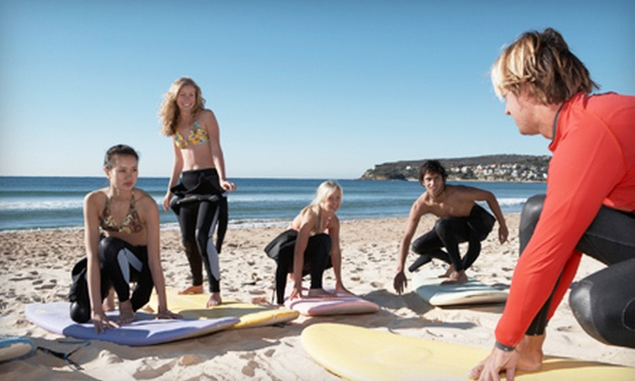 DaCane Surf Shop - Downtown Halifax: 90-Minute Surf Camp or Private Surfing Lesson at DaCane Surf Shop (Up to 71% Off)