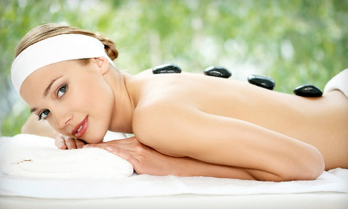Samsara Day Spa - Forest Hill: Spa Package with Facial and Hot-Stone Massage or Hot-Stone Massage at Samsara Day Spa (Up to 52% Off)