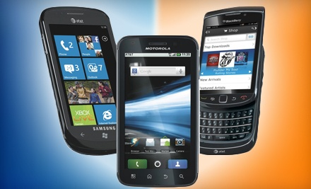 $50 Groupon to AT&T Portables - AT&T Portables in