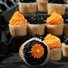 Half Off Cupcakes or Three-Tier Wedding Cake
