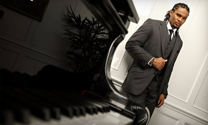 Astor & Black Custom Clothiers - Lubbock: $700 for a Complete-Suit Package from Astor & Black (Up to $1,510 Value)