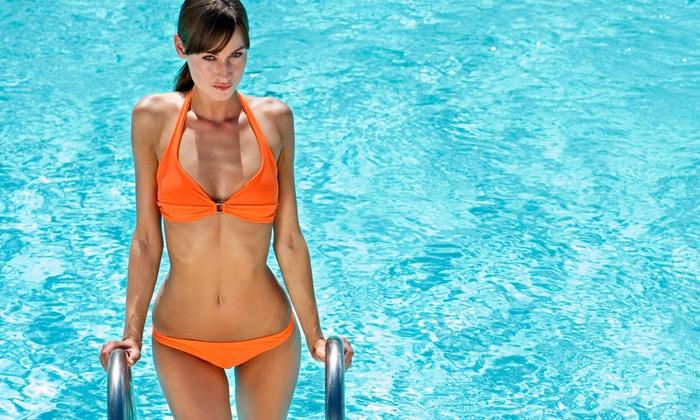 Khoobsurat Unisex Salon - Twin Rivers: Bikini or Brazilian Waxes or Eyebrow Threadings at Khoobsurat Unisex Salon (Up to 64% Off). Five Options Available.