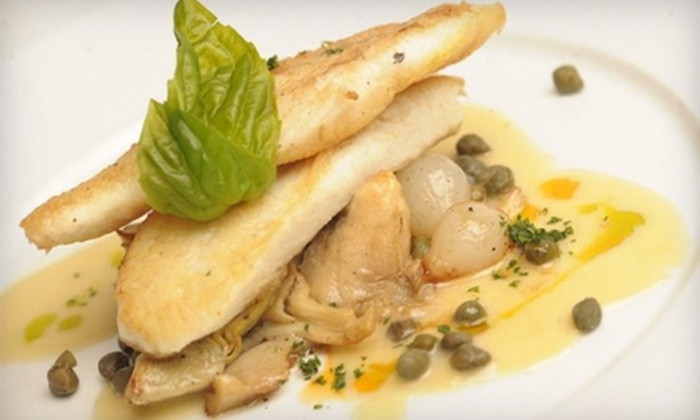 Le Midi - Downtown: $17 for $35 Worth of Provençal French Dinner at Le Midi (or $9 for $18 Worth of Lunch)
