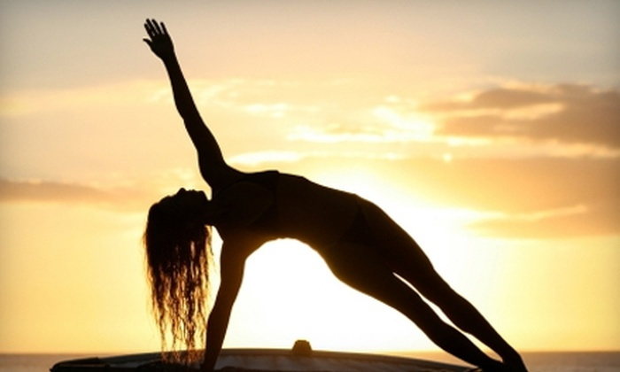 Hegel Yoga - Tempe: $25 for One Month of Unlimited Yoga Classes at Hegel Yoga in Tempe ($89 Value)