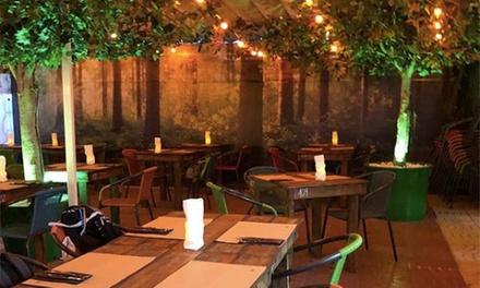 Menú para 2 o 4 con entrantes, principal, postre y bebida en Restaurante Botánic del Mar (hasta 54%de descuento)