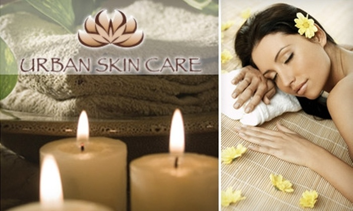 Urban Skin Care - Multiple Locations: $59 for $125 Worth of Spa Services at Urban Skin Care