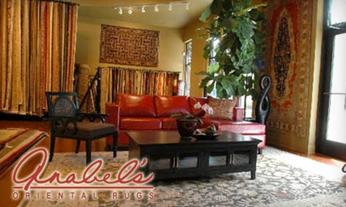 Anabel's Oriental Rugs - Multiple Locations: $99 for $400 Toward Rugs at Anabel's Oriental Rugs