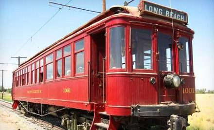Museum Admission and Miniature-Train Ride for 2 - Museum of Transportation in St. Louis