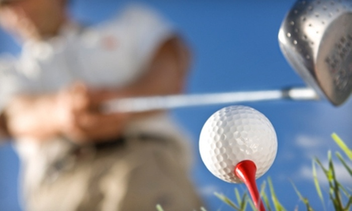Black Creek Golf Club - Pembroke: $52 for Two Rounds of Golf and Two Bags of Range Balls at Black Creek Golf Club