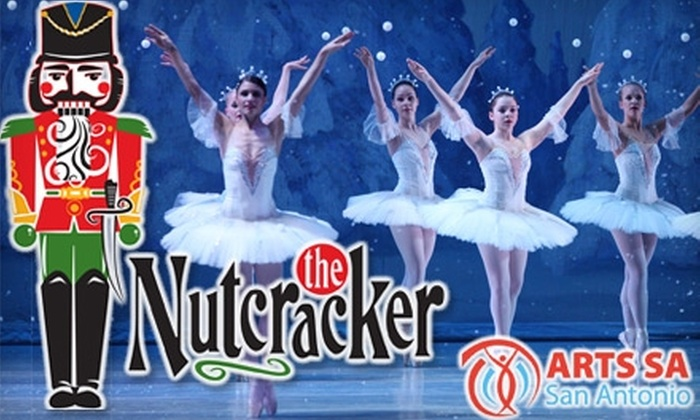 "ARTS San Antonio - Multiple Locations: One Ticket to ""The Nutcracker"" Presented by ARTS San Antonio (Up to $60 Value). Choose from Four Seating Options."