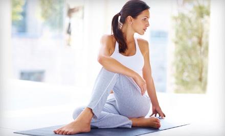 5 Aroma-Yoga Classes with Spa Extras (a $90 value) - Harmonia Yoga in Corte Madera