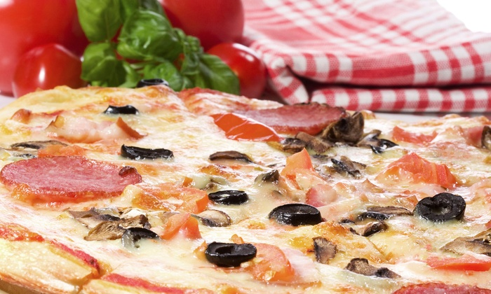 Pizza Fino - Gulfton: $8 for $16 Worth of Pizza, Pasta, and Salad at Pizza Fino