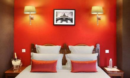 Parijs: klassieke tweepersoonskamer voor twee, naar keuze met ontbijt in 4* Trianon Rive Gauche