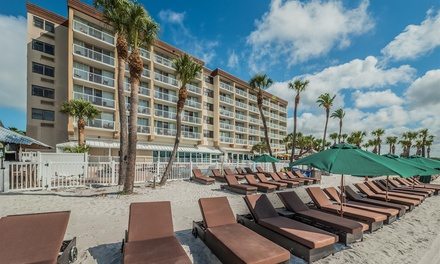 Stay at DreamView Hotel & Resort in Clearwater, FL, with Dates into November