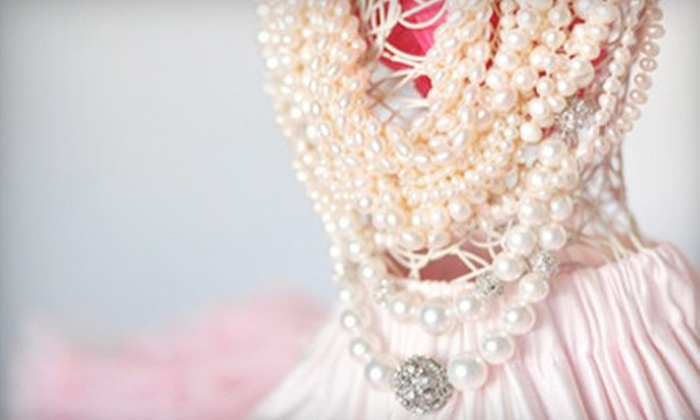 Athena Accessories: $20 for $40 Worth of Pearl and Crystal Jewelry from Athena Accessories