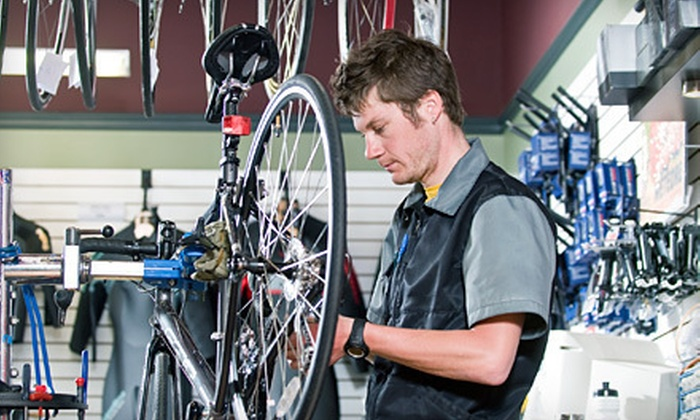 Revolution Bike Shop - Solana Beach: Bike Tune-Up or $25 for $50 Worth of Bikes, Accessories, and Repairs at Revolution Bike Shop in Solana Beach