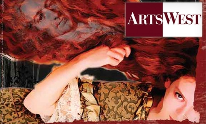 ArtsWest - Junction: $48 for Mini Season Ticket Pass for Three Remaining Plays at ArtsWest