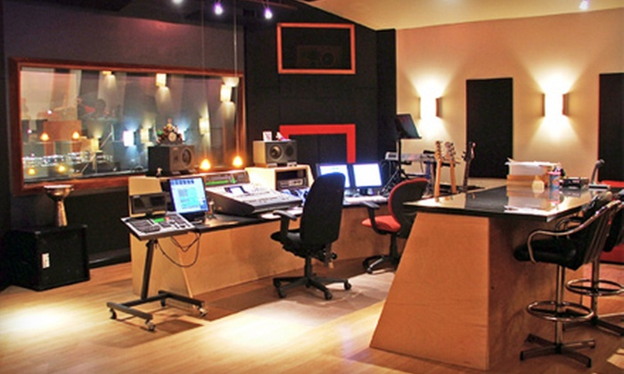 Nashville Demo Studio - Berry Hill: Songwriting Critique, Mentoring Session, or Demo-Recording Session at Nashville Demo Studio