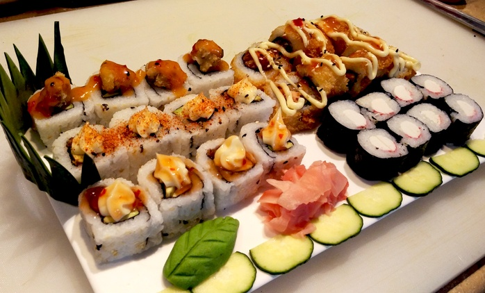 30-Piece Sushi Platter for R99 at Tokyo