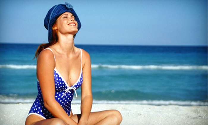 Tans By Tina - Greenwood: One or Three Spray Tans at Tans By Tina in Greenwood (Up to 60% Off)