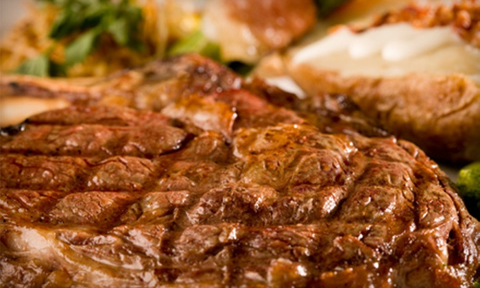 Spoto's Steak Joint 2 - Golden Acres: $15 for $30 Worth of Grilled Fare and Wild Game at Spoto's Steakjoint 2 in Dunedin