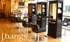 J. Bangs Salon - Green Hills: $50 for $120 Worth of Hair Services at J. Bangs Salon