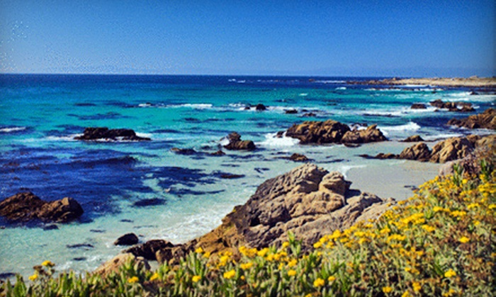 Gray Line San Francisco Sightseeing - The Embarcadero: Bus Tour of Carmel and Monterey from Gray Line San Francisco Sightseeing (Up to 54% Off). Three Options Available.