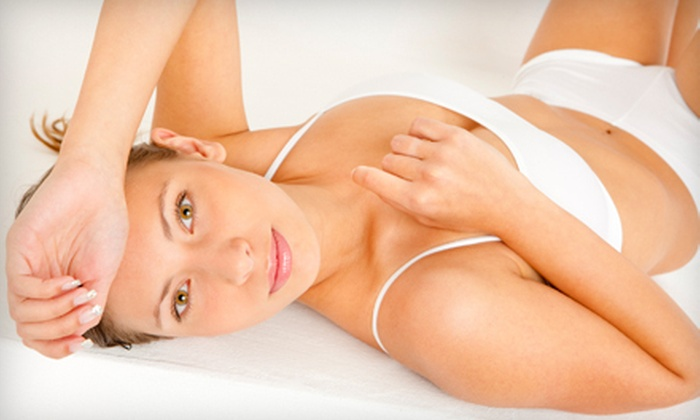 The Skin Clinic - Huntington: Fresh Face, Bikini-Ready, or Men's Laser Hair Removal Packages at The Skin Clinic in Huntington (Up to 90% Off)