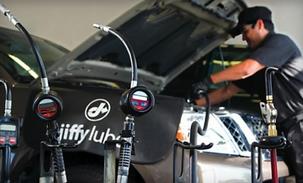 Jiffy Lube - Jiffy Lube in