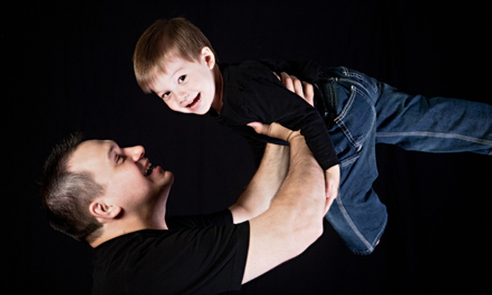 Olexandro - York University Heights: $75 for a One-Hour Studio Photography Shoot and Retouched Prints at Olexandro ($463.30 Value)