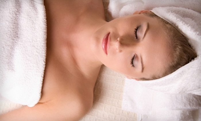 Relax - Norfolk: $49 for 3 One-Hour Jade Thermal Massage Treatments at Relax ($135 Value)