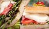 Up to 55% Off Natural Fare at Stonyfield Café