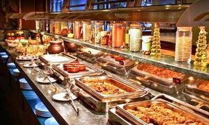 China Restaurant Sonne: All-you-can-eat-Abend-Buffet mit mongolischem Grill für Zwei oder Vier im China-Restaurant Sonne (30% sparen*)
