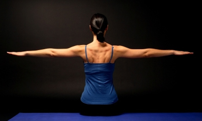 Pilates of Collierville - Collierville: $20 for Four Pilates Classes at Pilates of Collierville (Up to $80 Value)