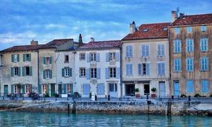 Île de Ré :4/5 ou 7 nuits en mobil-home pour 6 ou 8 personnes Saint-Martin-de-Ré