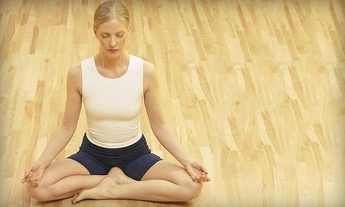 Agape Yoga - San Angelo: $22 for Five Classes At Agape Yoga