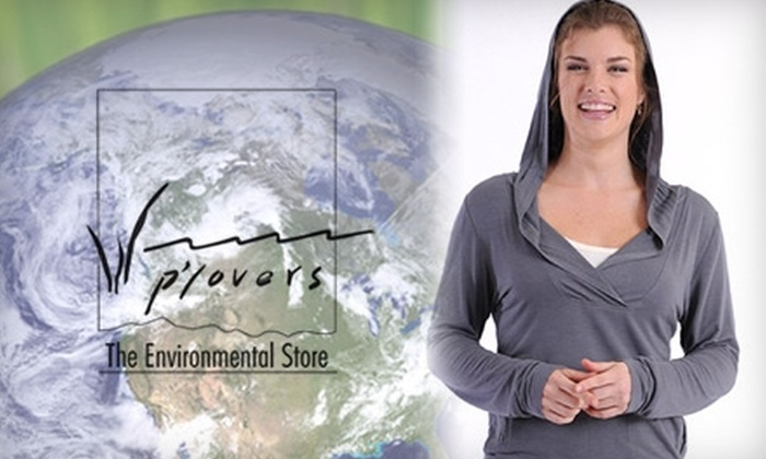 P'lovers London - Central London: $20 for $40 Worth of Eco-Friendly Apparel, Bedding, Home Goods, and More at P'lovers