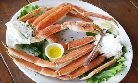 $30 Groupon for Steak and Seafood  - Fish Tales Seafood & Steak House in St. Petersburg