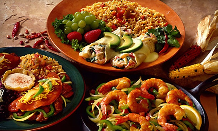 Monterrey Mexican Restaurant - Roswell: Mexican Dinner for Two or Four, or Lunch for Two at Monterrey Mexican Restaurant in Roswell