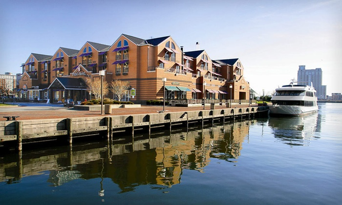 Pier 5 Hotel - Baltimore: Two-Night Stay at Pier 5 Hotel in Baltimore, MD