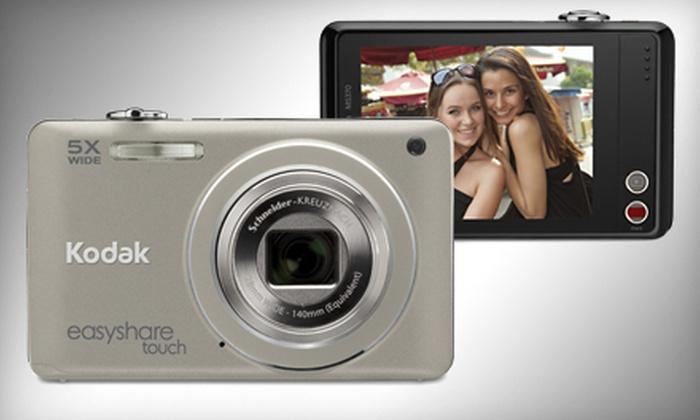 Kodak EasyShare 16 MP Digital Camera: $79 for a Kodak EasyShare M5370 16 MP Digital Camera with Capacitive Touchscreen ($159.95 Value). Shipping Included.