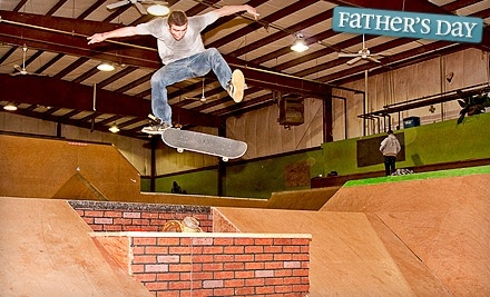 Greenside Skate Park: All-Day Weekend Pass and Safety-Equipment Rental  - Greenside Skate Park in Middletown