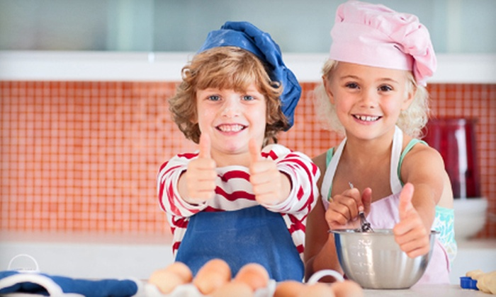 Les Petit Chefs Academy - San Mateo: One, Two, or Three Kids' Cooking Classes or a Seven-Week Session at Les Petit Chefs Academy in San Mateo (Up to 52% Off)