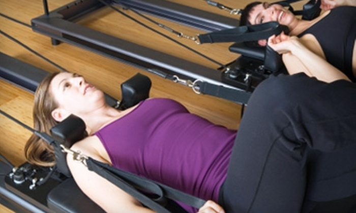 Brand E Pilates - Hoover: Four Pilates Sessions or Five Personal-Training Sessions at Brand E Pilates