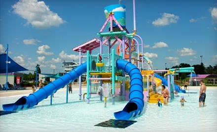 Red Oaks Waterpark at 1455 E 13 Mile Rd. in Madison Heights - Oakland County Waterparks in Madison Heights